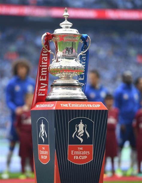 FA Cup draws confirmed [Full Fixtures] - The Leader ...