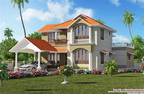 4BHK house plans - KeralaHousePlanner