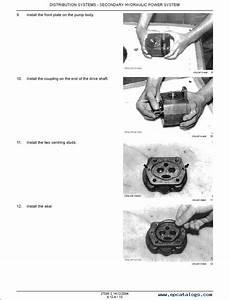 Case 75 C Service Manual Yukon