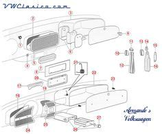 wiring diagram  color  vw bug beetle convertible