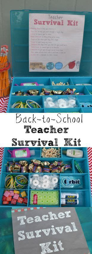 best 25 kindergarten gifts ideas on 767 | 46441a60adfcb4c8476898b6be13cf21 student survival kits back to school survival kit for teachers