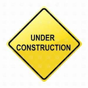 Under construction sign, 1678, Signs, Symbols, Maps ...