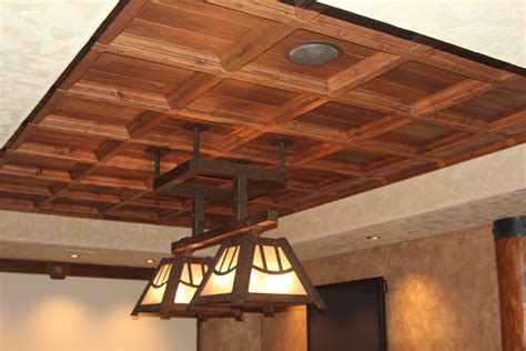Suspended Wood Ceiling by Classic Coffers Suspended Wood Ceiling Historic Timber