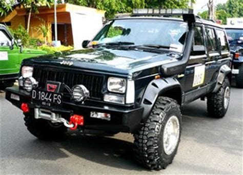 mobil jeep modifikasi modifikasi mobil jeep cherokee images