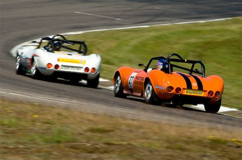 Open Vintage Race Cars At Anderstorp
