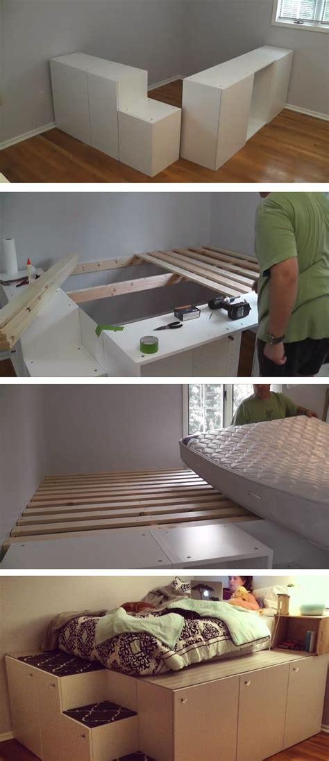 Bett Podest Selber Bauen by Podestbett Podest Bett Selber Bauen Rannpagecom Kaufen Aus