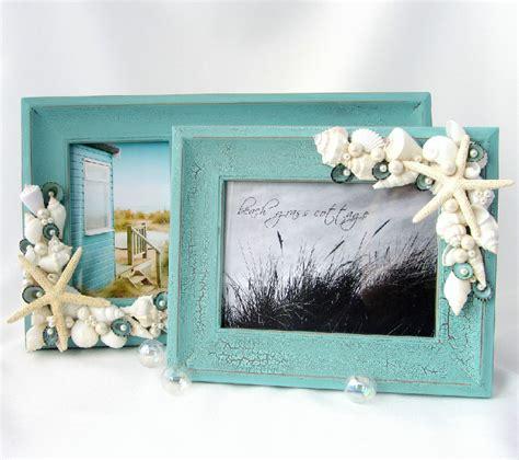 diy seashell frame craftsframes  keepsakes