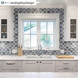 25 best ideas about kitchen backsplash on pinterest With kitchen cabinets lowes with blue mosaic wall art