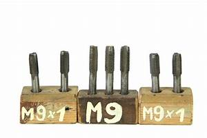Steigung Gewinde Berechnen : 23 gewinde bohrer m7 m8 m9 0 75 1 mm u a werk wero ddr hss innengewinde ebay ~ Themetempest.com Abrechnung