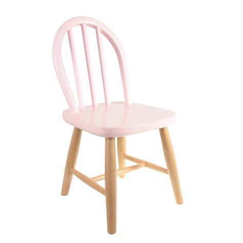 chambre fille pastel chaise enfant filou poudré in april pour