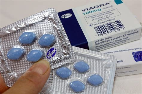 Viagra Is Now Finally Available Over The Counter Without A