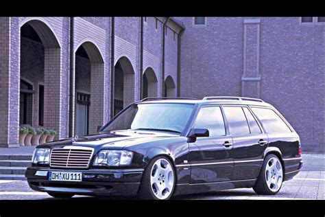 115 hp grand prix racing car. mercedes benz e class w124 tuning cars - YouTube