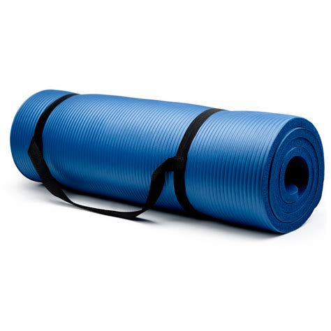 best thick mat ultra thick pilates mat 72 in x 24 25 in x 75 in