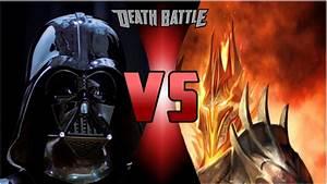 Image - Vader vs Sauron.png | DEATH BATTLE Wiki | FANDOM ...