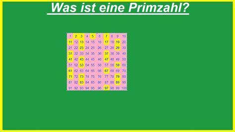 ist eine primzahl primzahlen bis  erkennen