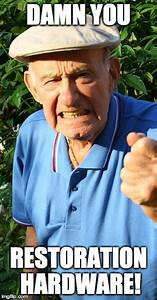 Old man shaking fist - Imgflip