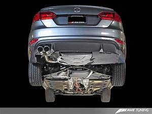 Awe Tuning Vw Jetta Gli Track And Touring Edition Exhausts
