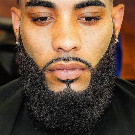 Black Men Beards   Top Beard Styles For Black Guys   Men's
