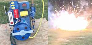 Let39s Watch A Ghostbusters Proton Pack Blow Up CAUSE