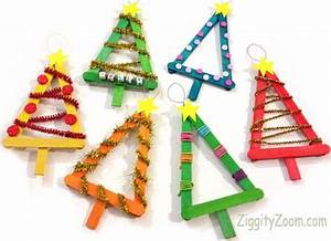 DIY Christmas ornament easy ornaments for Kids to make