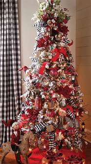 raz 2017 decorated christmas trees trendy tree blog