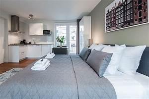 Studio Apartment Amsterdam : elegant small studio apartment design in amsterdam ~ Sanjose-hotels-ca.com Haus und Dekorationen