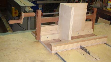box joint jig  table  wood machine  exact screw