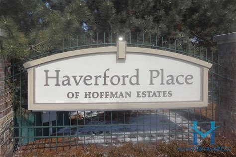 Haverford Place, Active Adult Community 55 , in Hoffman