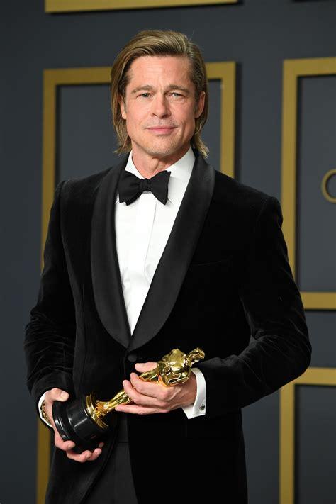 Oscars 2020 - Press Room - Entertainment.ie | Brad pitt ...