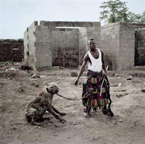 Los Adiestradores De Hienas De Nigeria Pop Picture