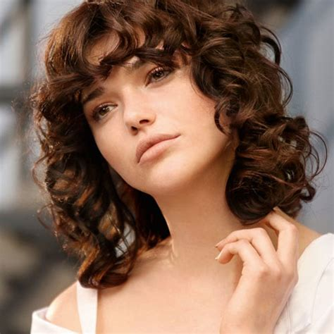 gorgeous short hairstyles  curly hair  bangs short hairstyles haircuts