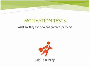 Practice Pre-employment Personality Tests
