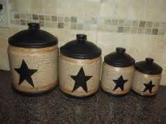 1000 ideas about primitive canisters on pinterest