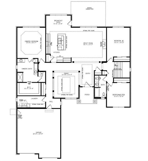 master on house plans 100 two house plans with master on floor