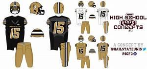 Mississippi High School Football Helmets: Bassfield