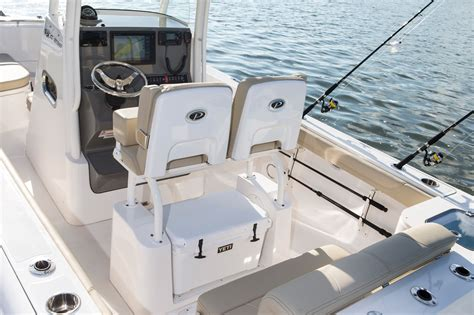 Center Console Boats With A Head by Pursuit Boats C 238 Center Console