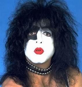 Paul Stanley Kiss Makeup - Mugeek Vidalondon