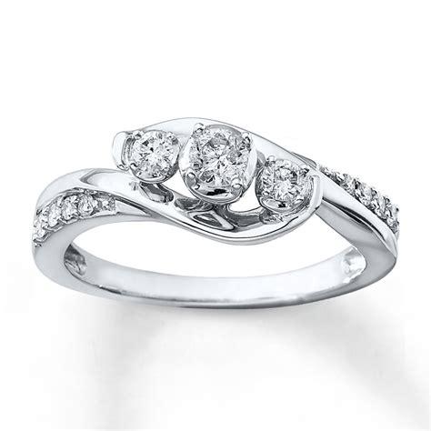 3 engagement rings
