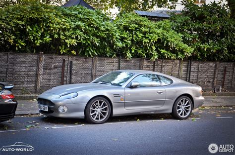 aston martin db7 vantage 10 july 2018 autogespot