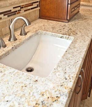 Best Undermount Bathroom Sinks For Granite Countertops Undermount Sinks In Granite Countertops