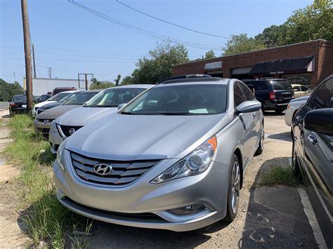 Certain vehicles may have unrepaired safety recalls. 2013 Hyundai Sonata