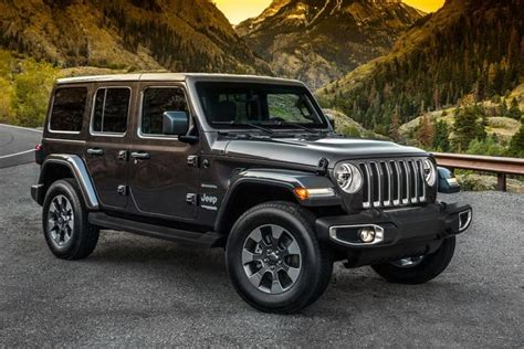 2020 Jeep Lineup by Everything You Need To About The 2020 Jeep Models