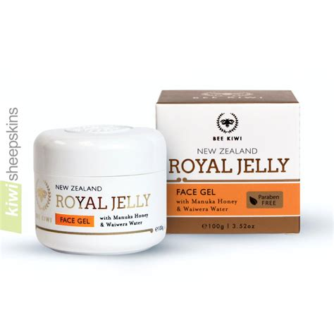 Bee Jelly 6x100ml bee kiwi royal jelly gel natures