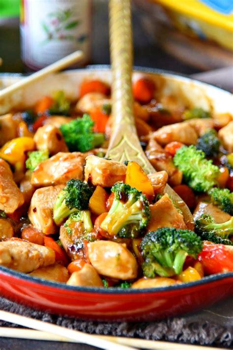 Thís easy Chicken Stir Fry recipe ís loaded wíth fresh ...