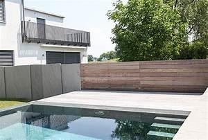 Sichtzäune Aus Holz : sichtschutzzaun holz individuell ~ Watch28wear.com Haus und Dekorationen