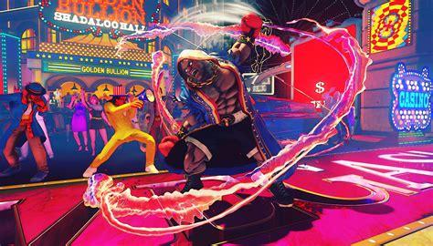 Street Fighter Balrog Destroyer Of Rules Street