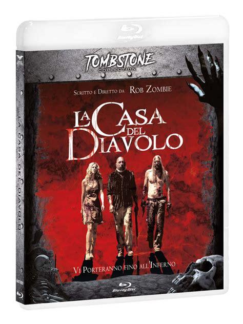 la casa diavolo casa diavolo la tombstone collection dvd it