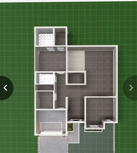pin  eva dalton  bloxburg   sims house plans tiny house layout home building design