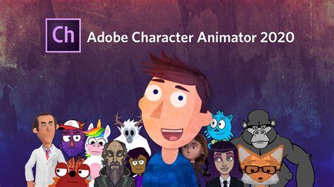 adobe character animator  release trailer youtube