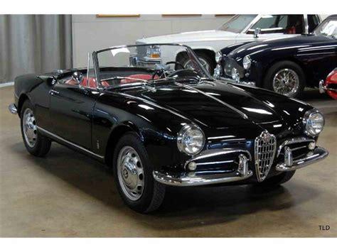 1959 Alfa Romeo Giulietta For Sale
